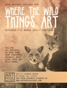 Where The Wild Things Art